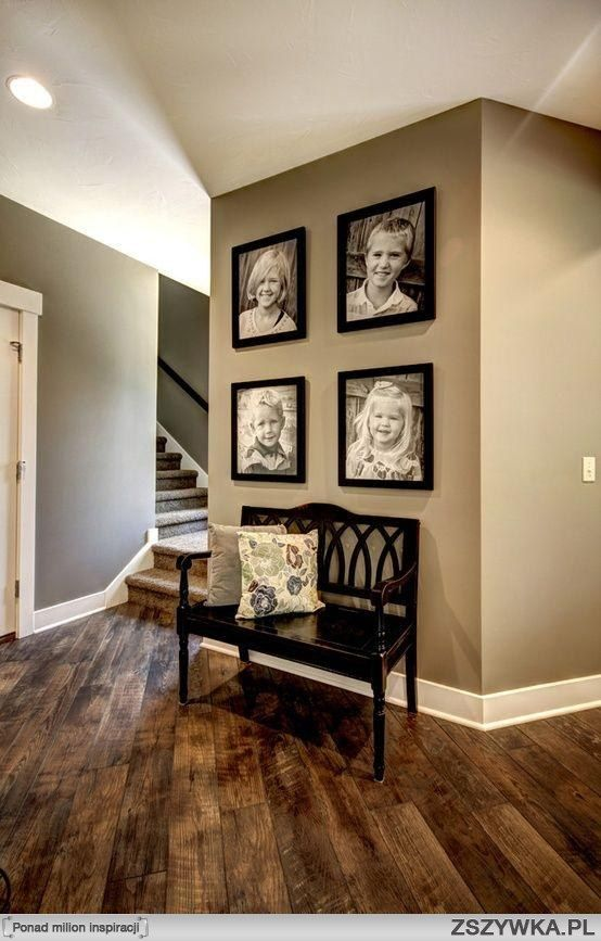 Love the paint color, maybe for the living room