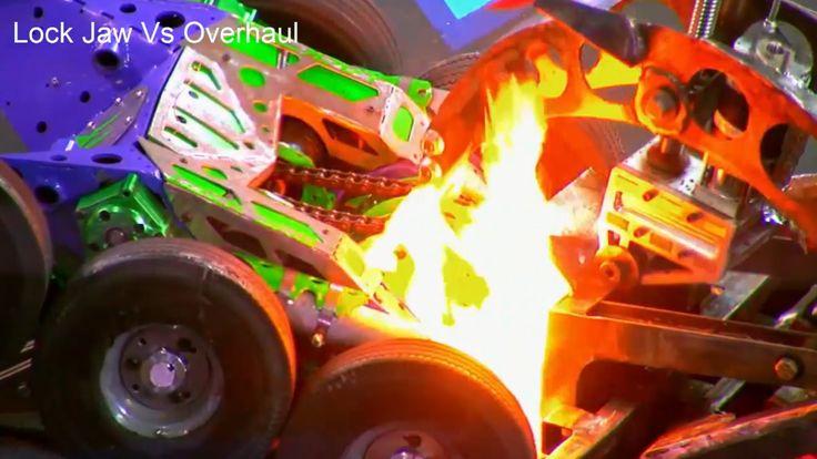 Battlebots 2015 Episode 4 Fight Only