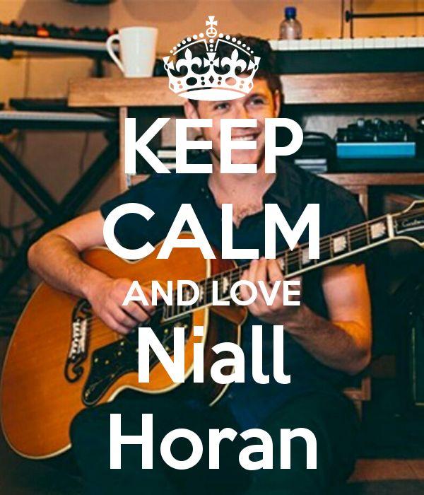 Keep calm: Niall Horan (21)