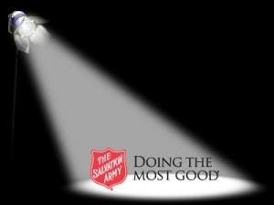 The Salvation Army Summer Spotlight - Transitional Housing Program
