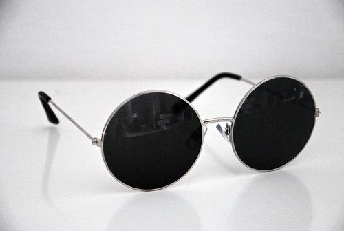 John Lennon sunglasses. Love