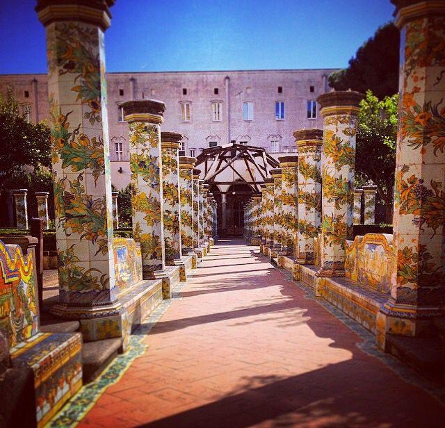 Monastero di Santa Chiara - Napoli