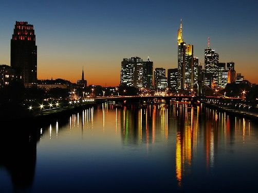 Frankfurt am Main (Technically been here but only to the airport)