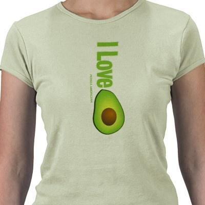 Avocado T-Shirt from http://www.zazzle.com/avocado+tshirts