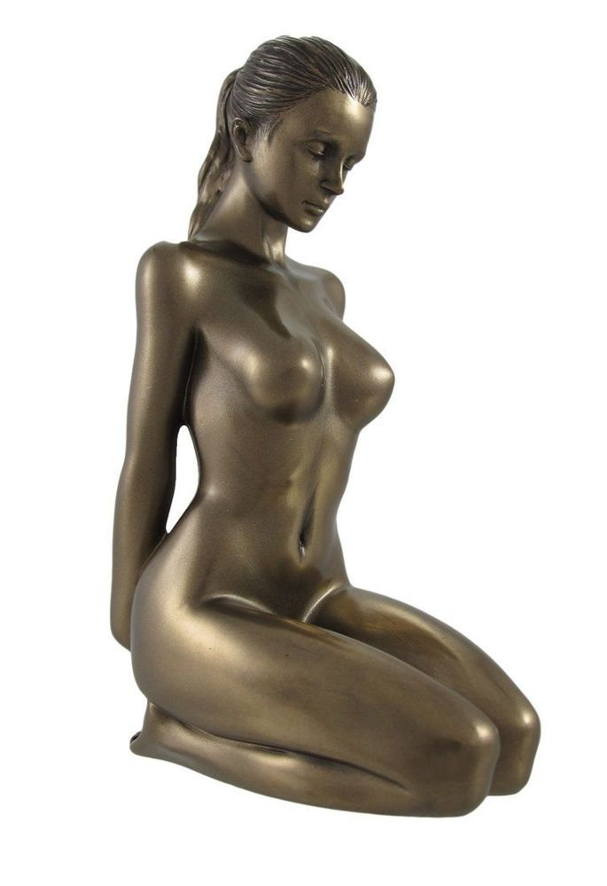 Erotic sculpures of females