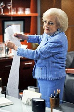 Betty White on Boston Legal