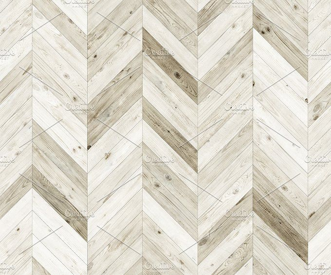 Chevron bleached natural parquet seamless floor texture by rnax on @creativemarket