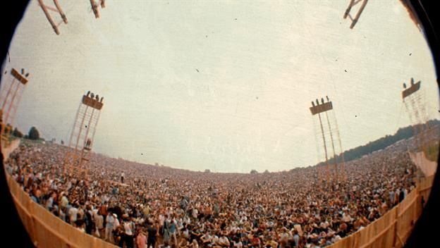 #HTE August 17 1969: Woodstock Music Festival concludes On this day in 1969 the grooviest event in music histor