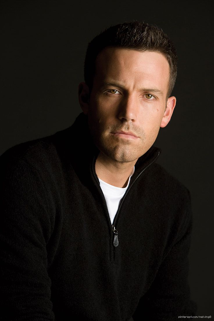 Ben Affleck by Greg Gorman