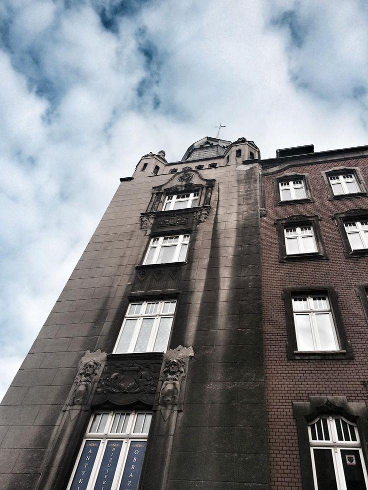#Katowice, ul. Moniuszki 3 #townhouse #kamienice #slkamienice #silesia #śląsk #properties #investing #nieruchomości #mieszkania #flat #sprzedaz #wynajem