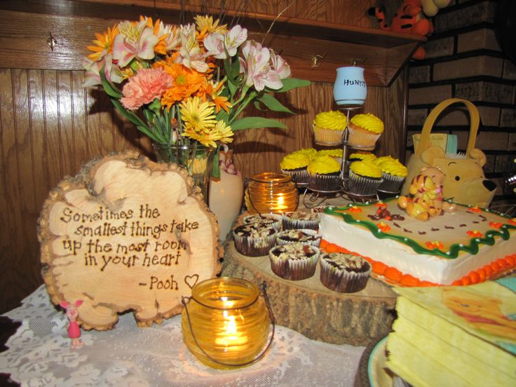 winnie the pooh baby shower forest themed baby shower pinterest