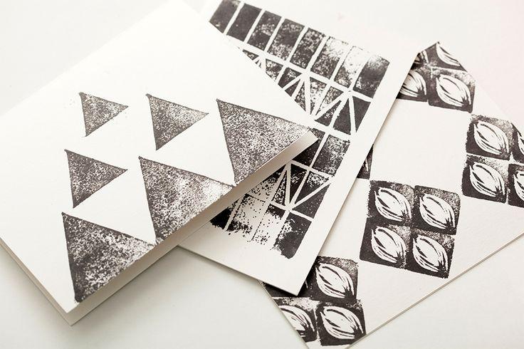 DIY: stamps