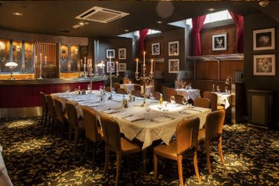 london restaurants with private dining rooms london evening