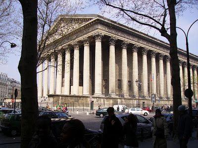 TOP WORLD TRAVEL DESTINATIONS: Place de la Madeleine, Paris