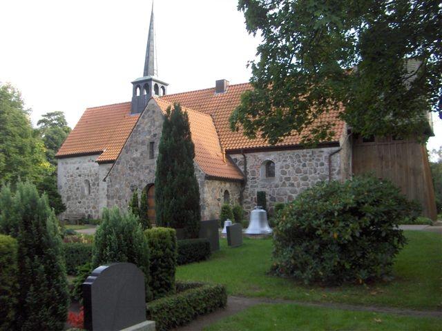 Wanderup kirke, Kreis Schleswig-Flensburg, Schleswig-Holstein, Tyskland