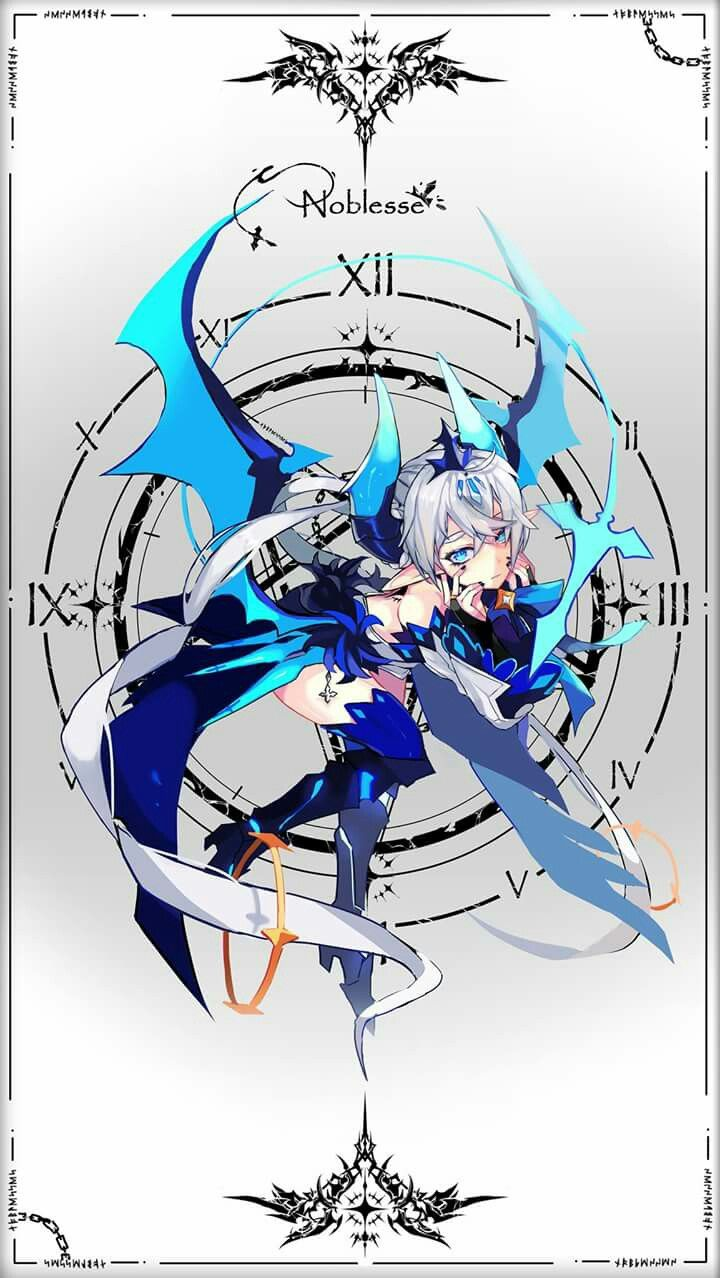 Lu Noblesse Illustrator: _re_elly_ @ twitter // Source: http://elsword.nexon.com/board/603979781/183178/