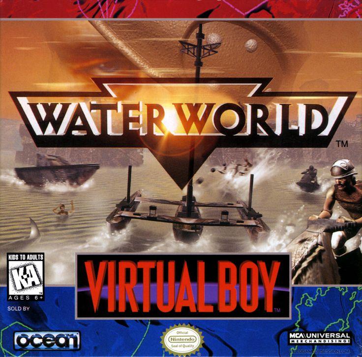 Water World - Virtual Boy