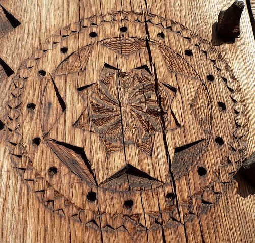 Gate from Maramures