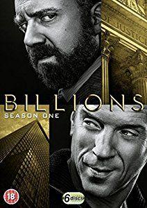 Billions - Season 1 [DVD] [2016]: Amazon.co.uk: Paul Giamatti, Damian Lewis, Maggie Siff, Malin Akerman, David Levien, Andrew Ross Sorkin Brian Koppelman: DVD & Blu-ray