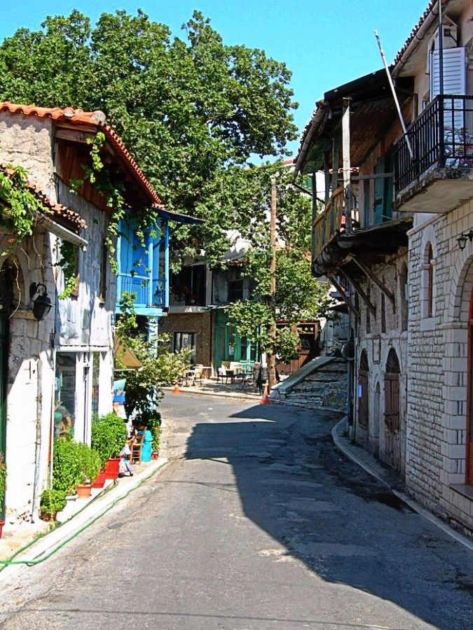 Andritsaina - Hleia - Peloponnese