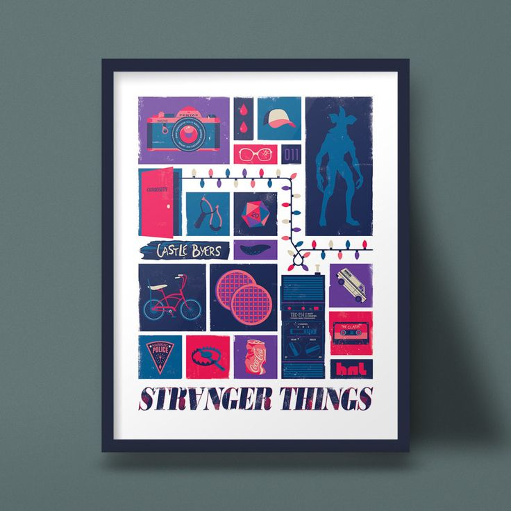 "25 Perfect Gifts ""Stranger Things"" Fans Will Want To Keep For Themselves"