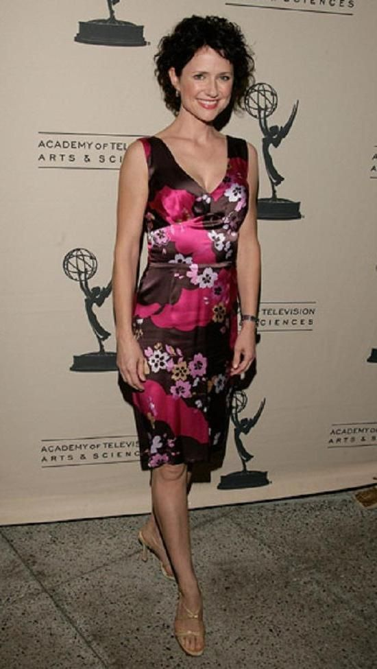 Jean Louisa Kelly Height and Weight