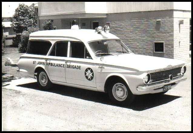 Chrysler AP5 Ambulance