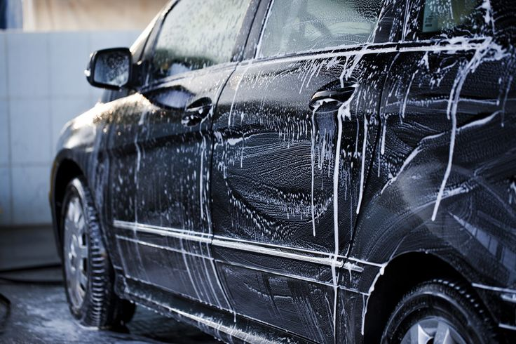 San Francisco car wash, South San Francisco car wash, Car