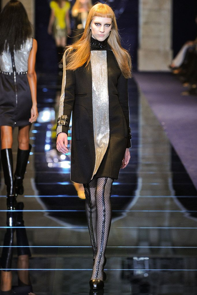 jewelry and clothing Versace Fall 2012 Ready to Wear Collection Photos   Vogue