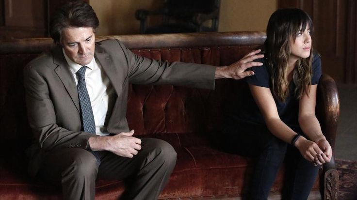 Who is the Inhuman without eyes and other 'Agents of SHIELD' Season 2 answers - Zap2it   News & Features