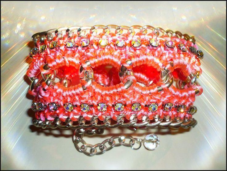 SERIFOS SUNSET Cuff Bracelet - mini