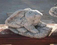 Small Rabbit Statue