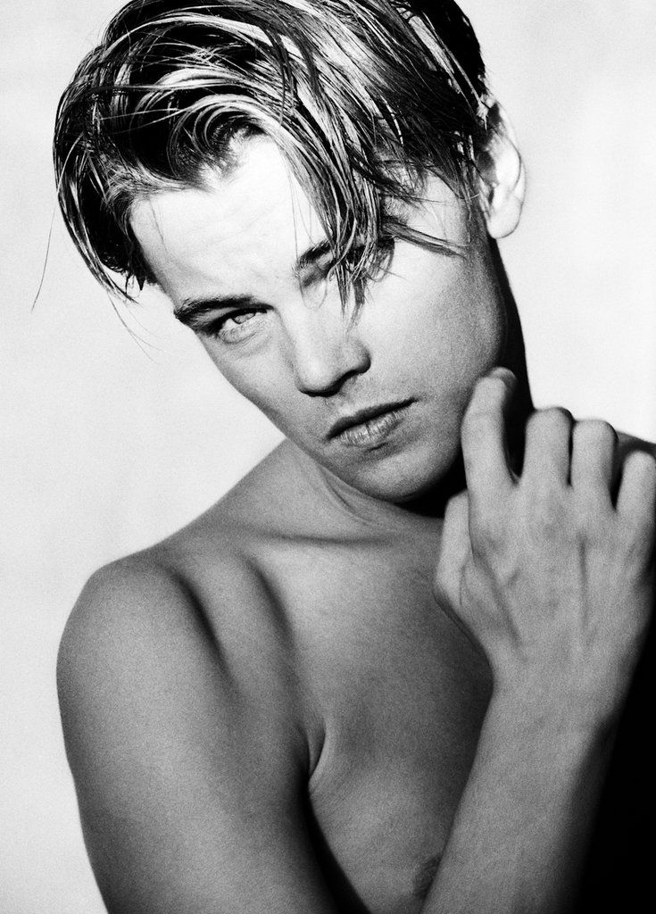 Leonardo Di Caprio, 1994. for old time sake, i used to love him!