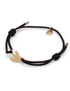 Marc by Marc Jacobs Bird Friendship Bracelet #marcjacobs #bracelet #jewellery #gold #style #davidjones @Marc Jacobs
