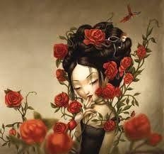 Bildergebnis für Benjamin Lacombe Madame Butterfly