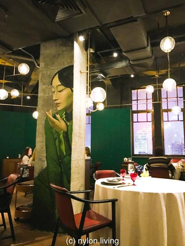 Canton Table Restaurant Shanghai With Images Chinese