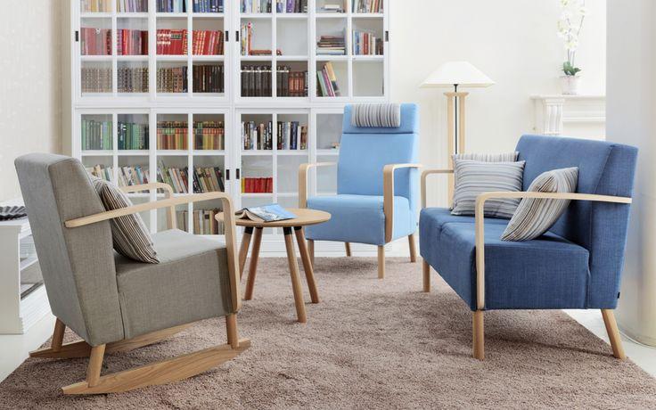 Plus  Martela Plus, een stoel van PLAN@OFFICE ontworpen door door Martela Jukka Setälä.