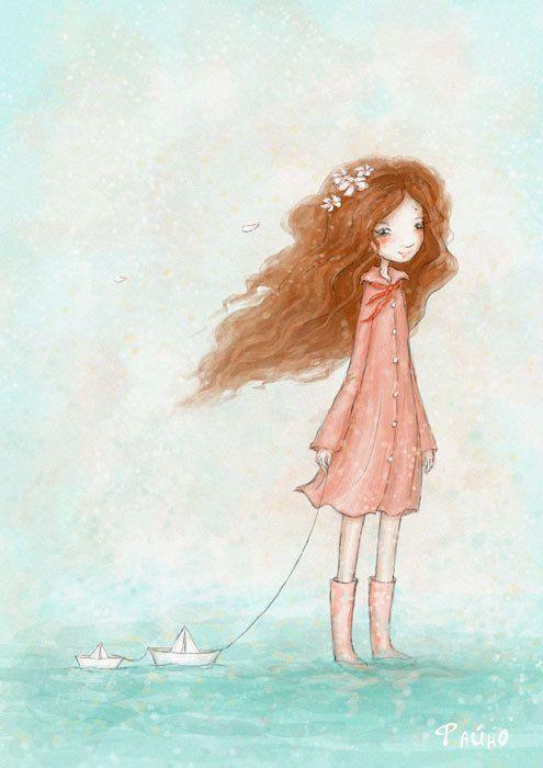 Spring by Sasha Salmina