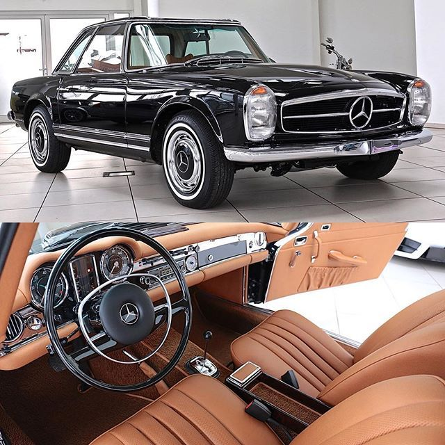 Happy New Year 2018 and Good Luck!!! Mercedes Benz 280 SL w113 1970 restored to new factory specification at Legend Auto Classic . Pagoda is waiting for next summer. Pagoda drives like a charm. You can drive Pagoda with a hard top around the year. MB 280 SL w113 has passed German oldtimer expertise and received German papers with Oldtimer status. E-Mail: info@etower.de. #legendautoclub #antique #antiquecar #oldtimer #classicforsale #classic #classicmercedes #classicmercedesbenz #retrocar #ret