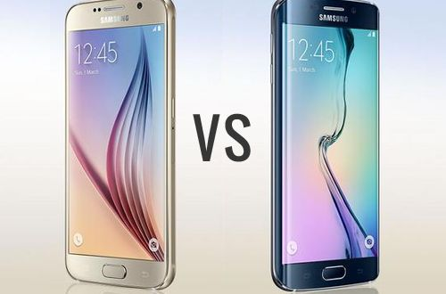 The Difference Between Samsung Galaxy S6 and Galaxy S6 Edge
