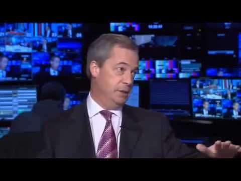 Breaking UKIP News : Nigel Farage School About Immigration