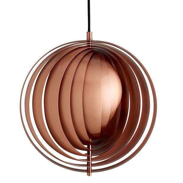 Moon Pendant Lamp - design Verner Panton - Verpan