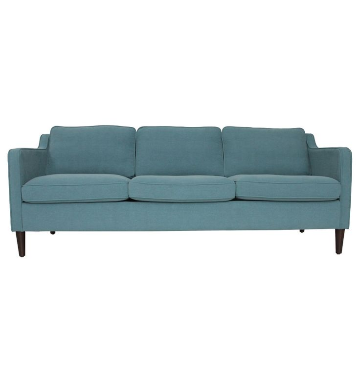 The Matt Blatt Norse 3 Seater Sofa - Fabric - Matt Blatt