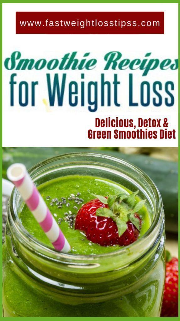 Bester Energy Boosting Morning Green Smoothie zur Gewichtsreduktion – fast wiegen …   – Detox Rezepte