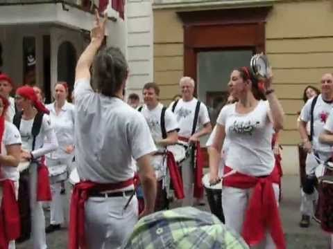 Drum Kitchen Berlin @ Sibiu Jazz Festival 2013