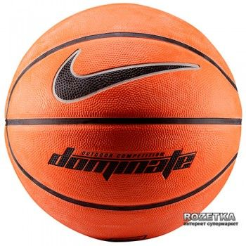 Мяч баскетбольный Nike Dominate Size 7 (BB0361-801)