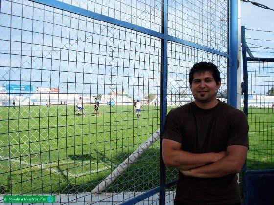 Estadio Guillermo Brown de Puerto Madryn  #PuertoMadryn #PuntaTombo #PeninsulaValdes #DiqueFlorentinoAmeghino