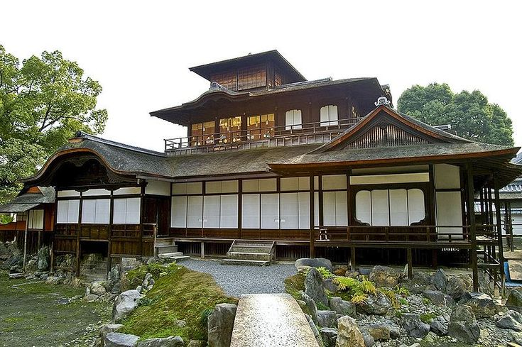 NISHI HONGANJI, Japan: is one of two temple complexes of Pure Land Buddhism in Kyoto. It was established in 1602 by the Shogun Tokugawa Ieyasu. The roof of the older Karamon Gate is covered by bark shingles made from hinoki cypress.