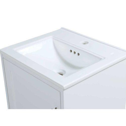 """Maykke Brockton 19"""" Single Bathroom Vanity Top"""