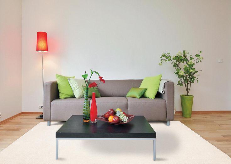Covor pufos, subtil, de un confort ridicat care poate fi un decor de bun gust al livingului sau a dormitorului nostru.
